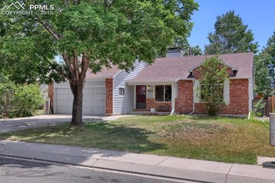 6845 Holt Drive, Colorado Springs, CO 80922 - MLS#: 6266661