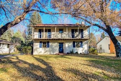 1503 Culebra Place, Colorado Springs, CO 80907 - MLS#: 6280958
