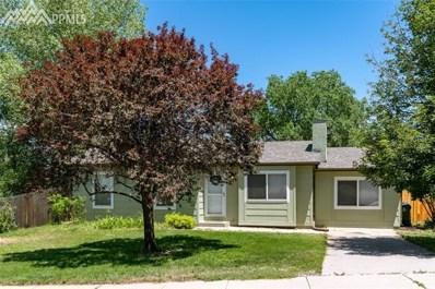 3175 Lavarie Lane, Colorado Springs, CO 80917 - MLS#: 6291006