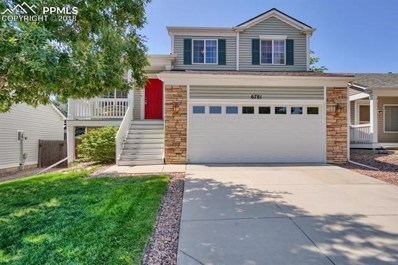 6781 Summer Grace Street, Colorado Springs, CO 80923 - MLS#: 6291382
