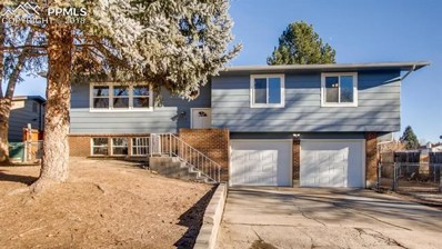 6755 Fielding Circle, Colorado Springs, CO 80911 - MLS#: 6292164