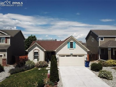 1858 Silver Meadow Circle, Colorado Springs, CO 80951 - MLS#: 6292931