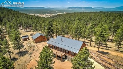 4573 W Highway 24, Florissant, CO 80816 - MLS#: 6297195