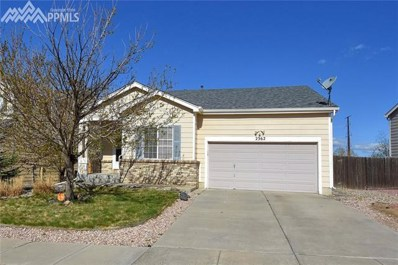 2362 Springside Drive, Colorado Springs, CO 80951 - MLS#: 6307286