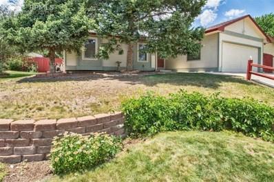 1385 Amsterdam Court, Colorado Springs, CO 80907 - MLS#: 6308083