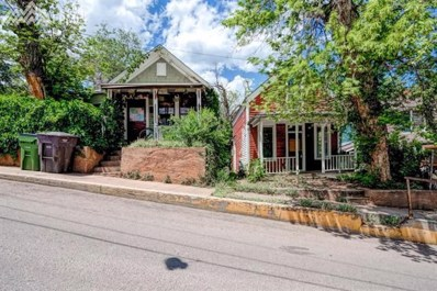 4 Waltham Avenue, Manitou Springs, CO 80829 - MLS#: 6313277