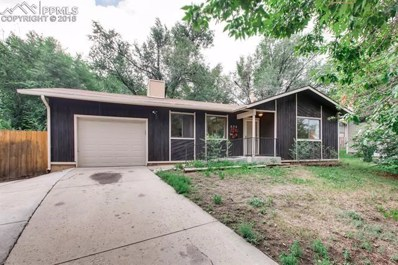 525 Obyrne Court, Colorado Springs, CO 80903 - MLS#: 6313533
