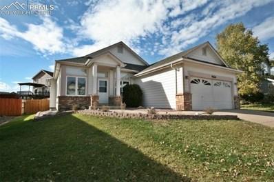 4626 Hotspur Drive, Colorado Springs, CO 80922 - MLS#: 6315911