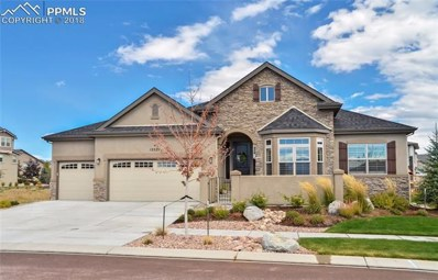 12527 Chatter Creek Court, Colorado Springs, CO 80921 - MLS#: 6333145