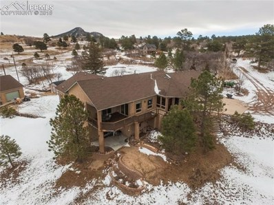 10789 S Perry Park Road, Larkspur, CO 80118 - MLS#: 6337422