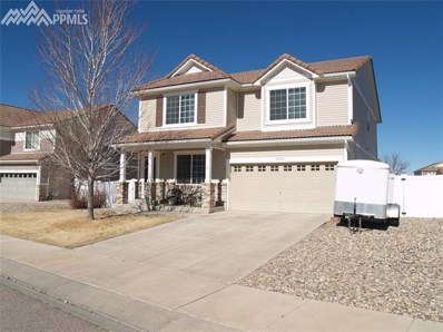 8024 Campground Drive, Colorado Springs, CO 80817 - MLS#: 6338369