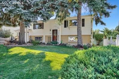 3609 Brentwood Terrace, Colorado Springs, CO 80910 - MLS#: 6341810