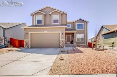 12137 Eagle Crest Court, Peyton, CO 80831 - MLS#: 6342037