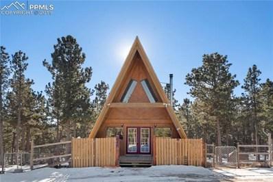 600 Matterhorn Drive, Florissant, CO 80816 - MLS#: 6351748