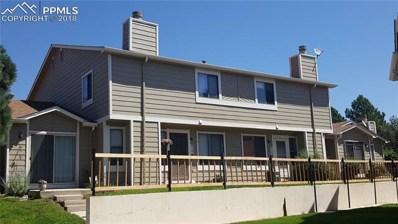 2709 Hearthwood Lane, Colorado Springs, CO 80917 - MLS#: 6363739