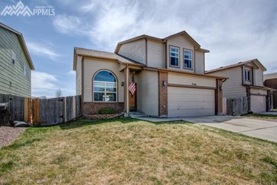 7191 Araia Drive, Fountain, CO 80817 - MLS#: 6367645
