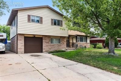 1151 Hathaway Drive, Colorado Springs, CO 80915 - MLS#: 6380341