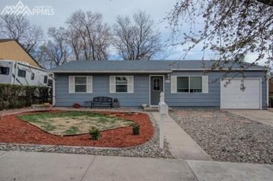 2807 Hayman Terrace, Colorado Springs, CO 80910 - MLS#: 6381904