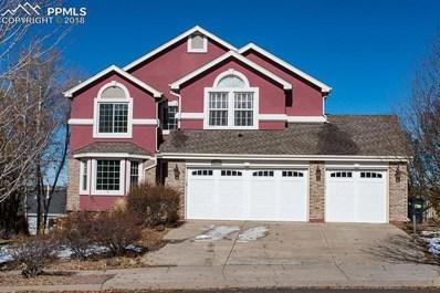 6635 Bitterroot Drive, Colorado Springs, CO 80923 - MLS#: 6383358