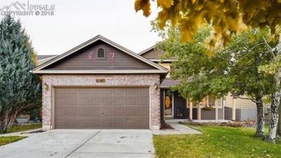 6547 Roubideau Creek Way, Colorado Springs, CO 80923 - MLS#: 6383363