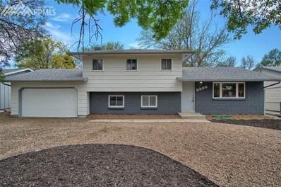 4725 Palmer Park Boulevard, Colorado Springs, CO 80915 - MLS#: 6393505