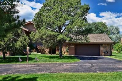 1226 Hill Circle, Colorado Springs, CO 80904 - MLS#: 6404173
