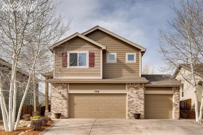 5316 Stone Fence Drive, Colorado Springs, CO 80922 - MLS#: 6405113