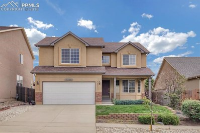 7226 Grand Prairie Drive, Colorado Springs, CO 80923 - MLS#: 6406099