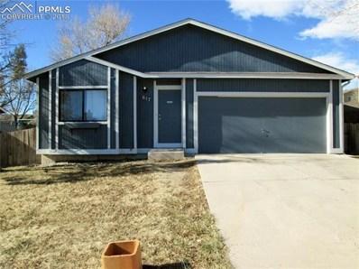 617 Fountain Mesa Road, Fountain, CO 80817 - MLS#: 6408541