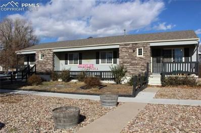 1722 E Bijou Street, Colorado Springs, CO 80909 - MLS#: 6409719