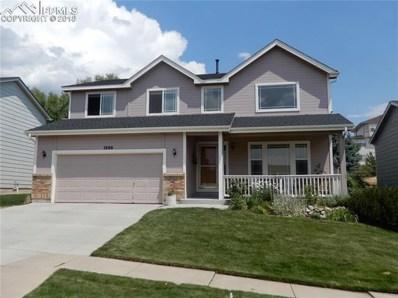 1256 Lawn Lake Trail, Colorado Springs, CO 80921 - MLS#: 6416682