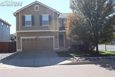 4803 Turning Leaf Way, Colorado Springs, CO 80922 - MLS#: 6418709