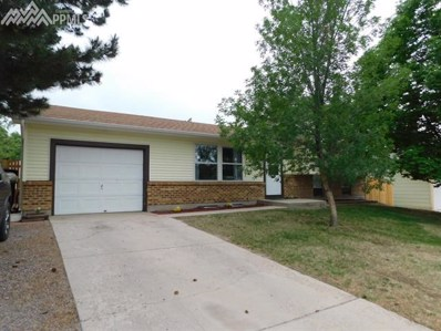 7440 Colonial Drive, Fountain, CO 80817 - MLS#: 6435386