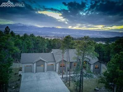 14860 Roller Coaster Road, Colorado Springs, CO 80921 - MLS#: 6436626