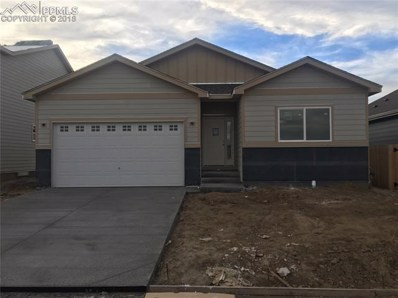 6898 Mandan Drive, Colorado Springs, CO 80925 - MLS#: 6437059