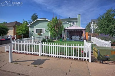 4755 W Jet Wing Circle, Colorado Springs, CO 80916 - MLS#: 6439648
