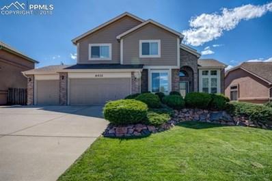 6432 Medicine Springs Drive, Colorado Springs, CO 80923 - MLS#: 6441134