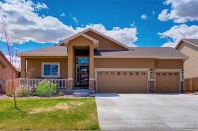 7512 Bonterra Lane, Colorado Springs, CO 80925 - MLS#: 6459021