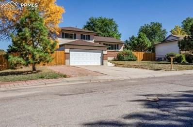 5789 Tuckerman Lane, Colorado Springs, CO 80918 - MLS#: 6460205