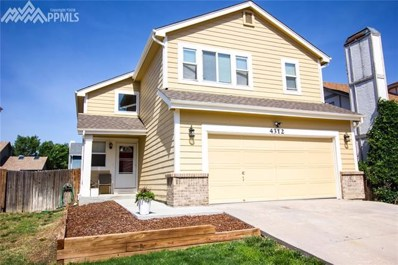 4312 Horizonpoint Drive, Colorado Springs, CO 80925 - MLS#: 6460622