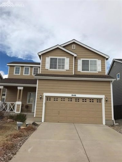 1646 Woodpark Drive, Colorado Springs, CO 80951 - MLS#: 6462181