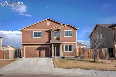 3763 Winter Sun Drive, Colorado Springs, CO 80925 - MLS#: 6468379
