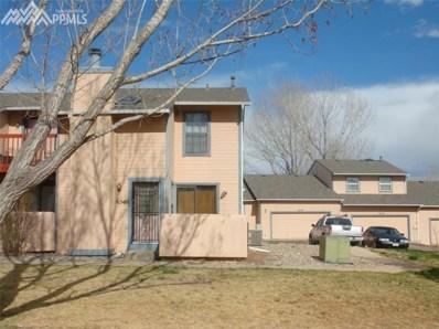 6540 Snowshoe Trail, Colorado Springs, CO 80911 - MLS#: 6473589