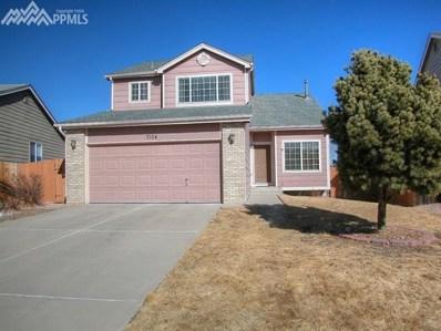 7104 Alcove Springs Drive, Colorado Springs, CO 80923 - MLS#: 6479169