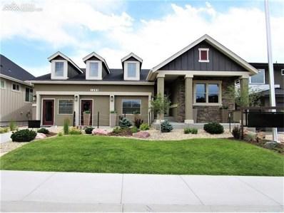1293 Foothills Farm Way, Colorado Springs, CO 80921 - MLS#: 6483353