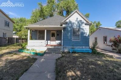516 Cooper Avenue, Colorado Springs, CO 80905 - MLS#: 6492153