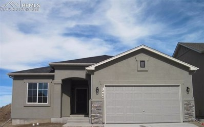 7454 Manistique Drive, Colorado Springs, CO 80923 - MLS#: 6496200