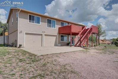 825 Circle Road, Palmer Lake, CO 80133 - MLS#: 6499544