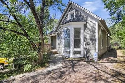 726 E Vermijo Avenue, Colorado Springs, CO 80903 - MLS#: 6505552