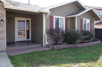 655 Brinn Court, Colorado Springs, CO 80911 - MLS#: 6506149